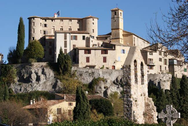 Notre Dame de Colla (Carros) - Azurseisme